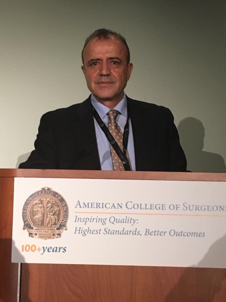 ACS Amerika Cerrahi Kongresi