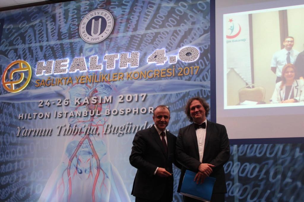 Doctorclub Awards 2017 ödülleri yılın en başarılı cerrahı