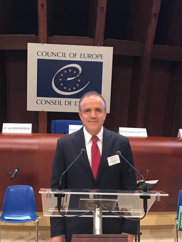 20. Dünya Meme Kongresi'nin Açılışı Strasbourg'daki Avrupa Parlemento'sunda yapıldı
