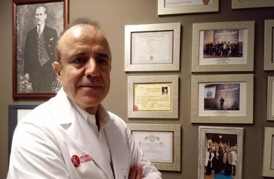 Sağlıkta Fark Yaratanlar Prof.Dr. Vahit Özmen