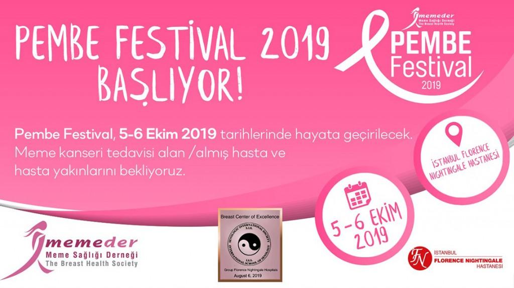 Pembe Festival 2019 Başlıyor