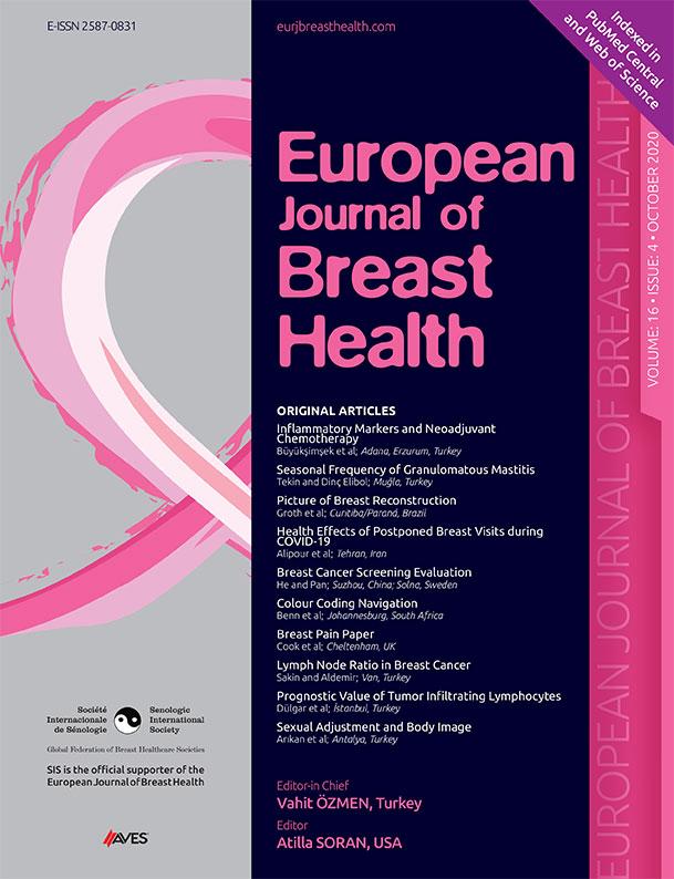 european journal of breast health